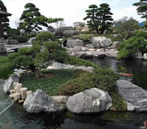 私家花园绿化